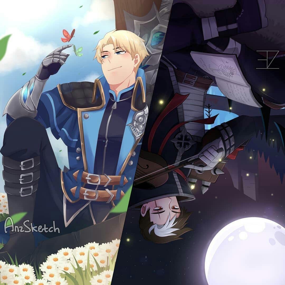 Alucard and granger ~ Mlbb | mobile legends #wfaves in ...