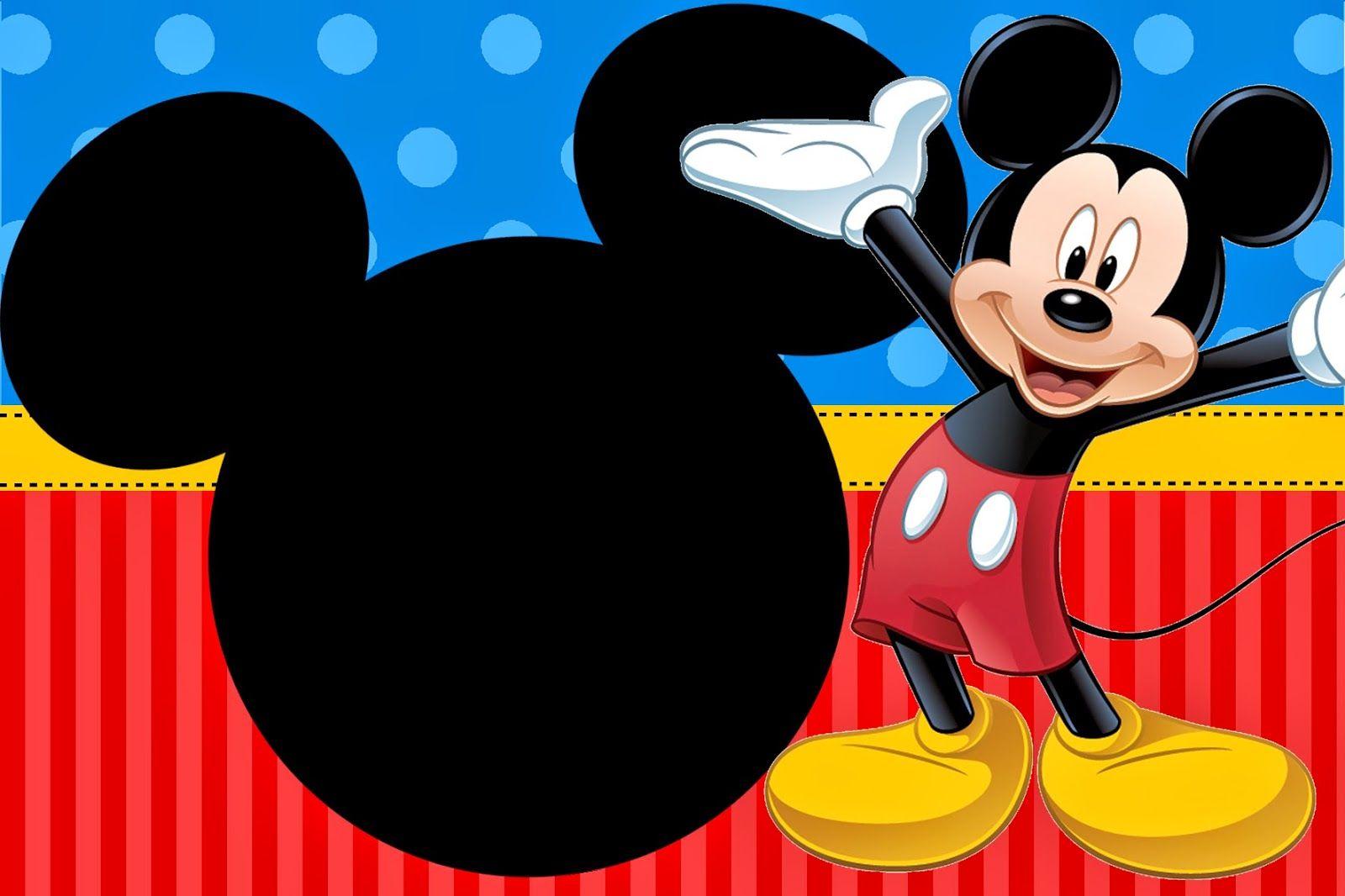 Mickey Invitations was beautiful invitations example