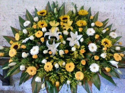 Arreglo Floral Girasol Rosa Gerbera Y Lilie Arreglos