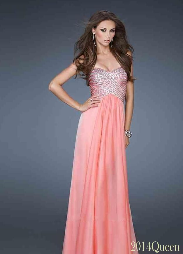 Fashion Sweetheart Natural A-Line Light Sky Blue Prom Dress | Dress ...