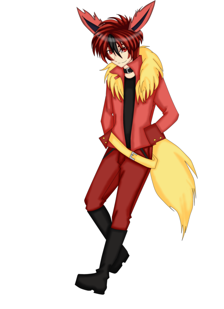 flareon human boy - Google Search | Pokemon | Pinterest ...