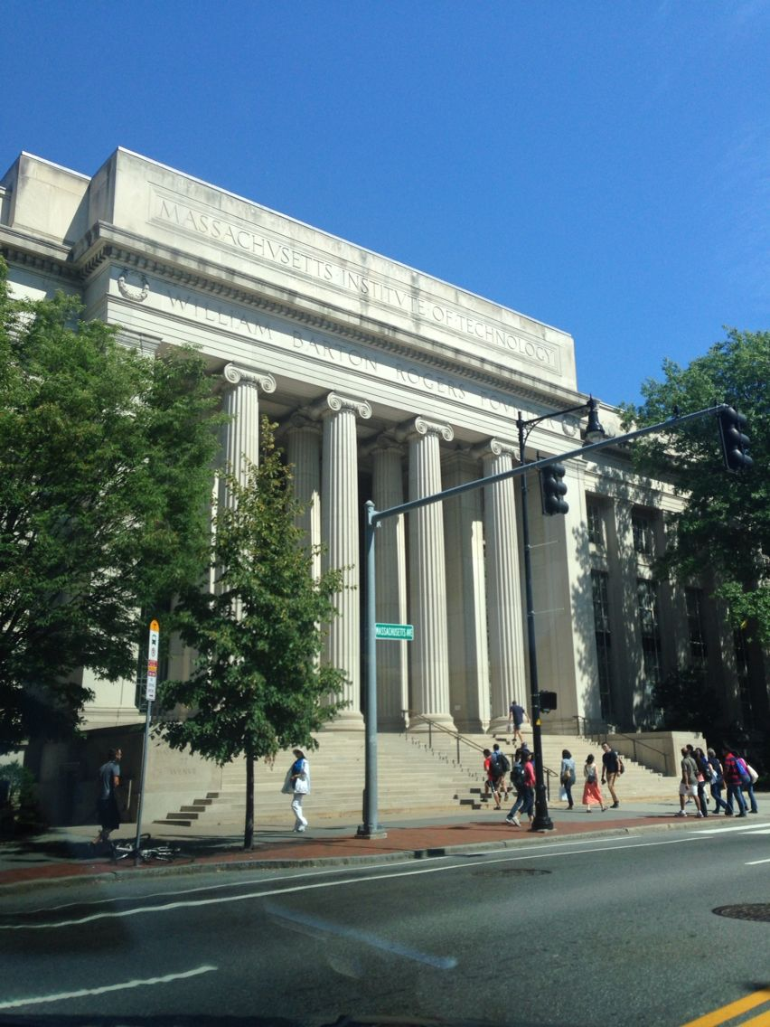 Mit Massachusetts Institute Of Technology United States