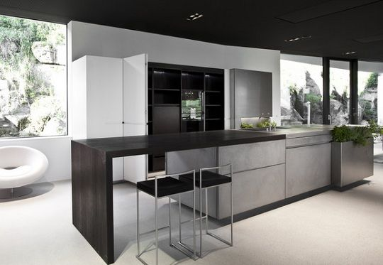 Modern kitchen design Ideas for the House Pinterest Modern