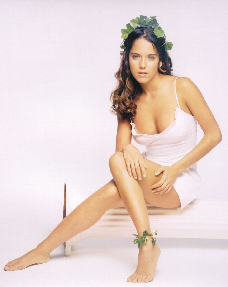 Ana Claudia Talancon Nude Photos 13