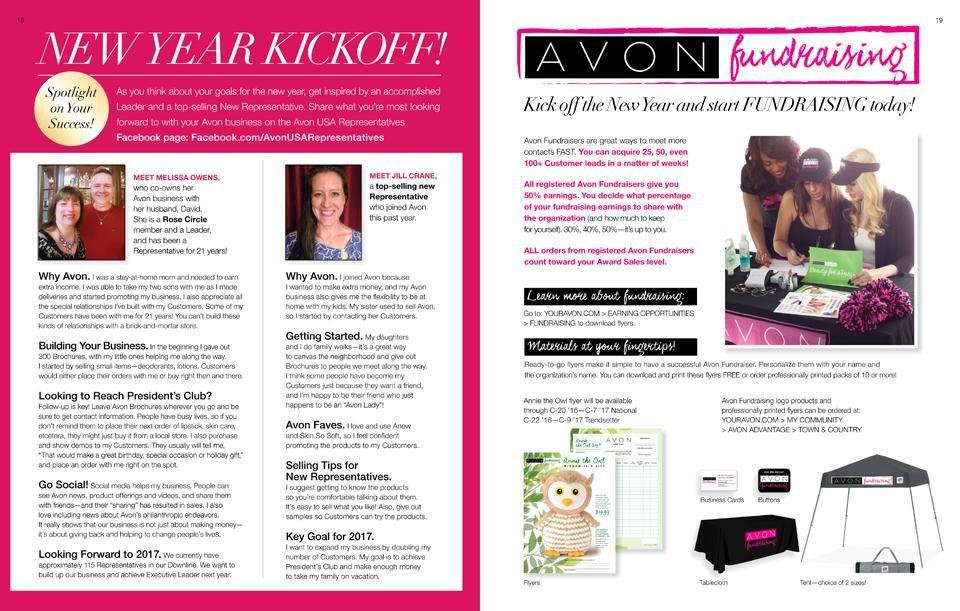 Shop What S New Avon Representative Avon Online Community