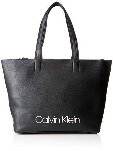 Calvin Klein Jeans Collegic Shopper Borse a spalla Donna