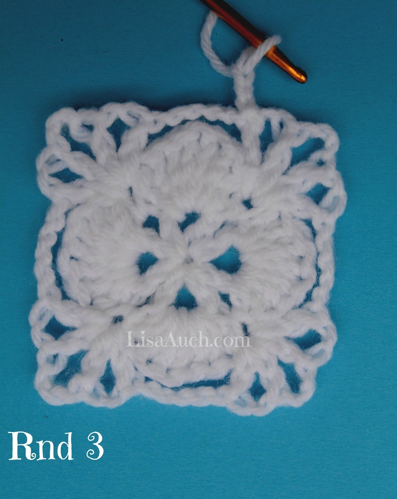 Free Crochet Patterns and Designs by LisaAuch: Unique Crochet Baby ...