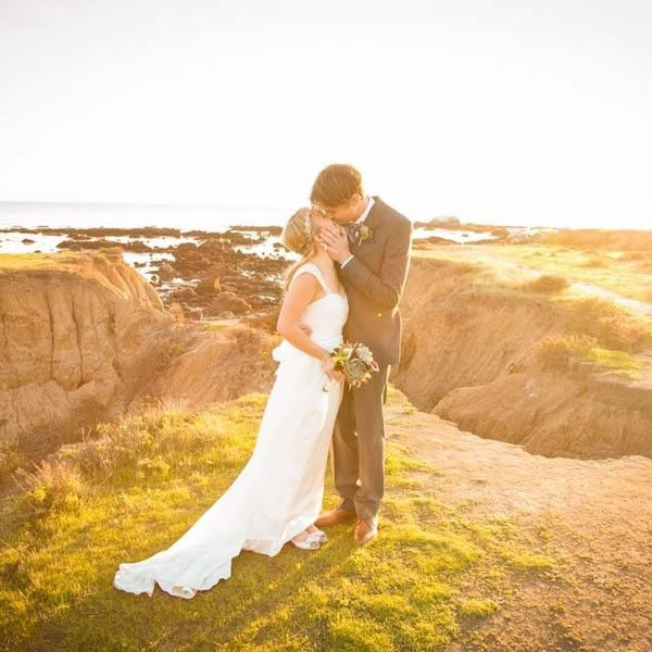 Alissa And Daniel's Wedding In Cayucos, California