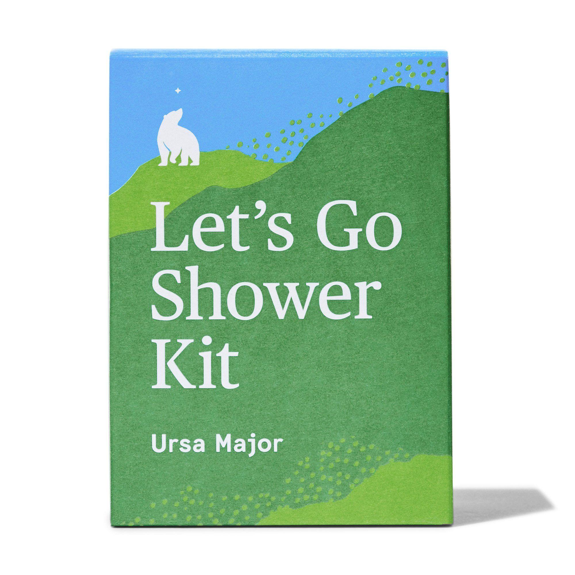 Photo of Let's Go Shower Kit
