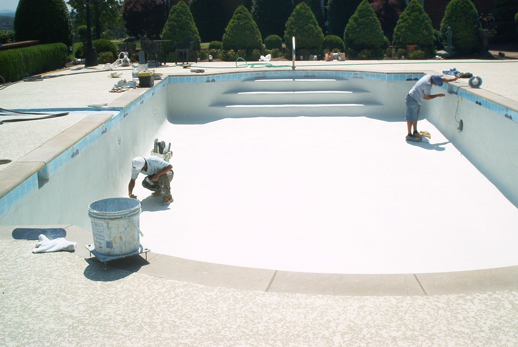 Swimming Pool Renovations And Repairs Fayetteville Nc