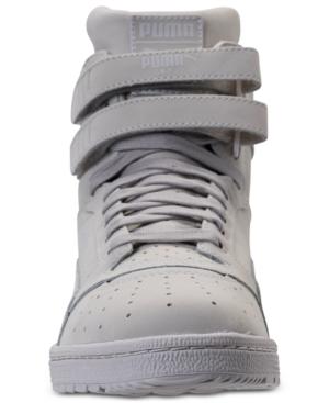 bb28900c9cee PUMA MEN S SKY II HI NUBUCK CASUAL SNEAKERS FROM FINISH LINE.  puma  shoes