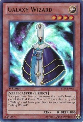 Galaxy Wizard - ZTIN-EN011 - Ultra Rare
