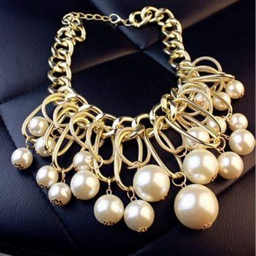 USD5.99Fashion Pearl Necklace