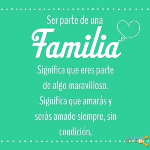 Feliz De Poder Vivir Y Disfrutar Del Amor Incondicional De Mi Hermosa Familia Agradecida Fa Frase Familia Unida Frases Sobre La Familia Frases Familiares