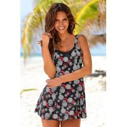 Reduzierte Badekleider & Badeanzugkleider #shortblackhomecomingdresses