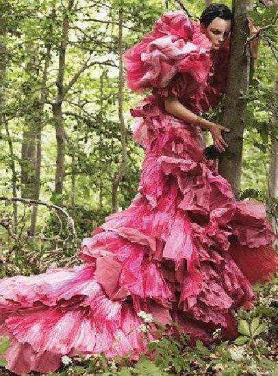 rose dress #PiagetRose
