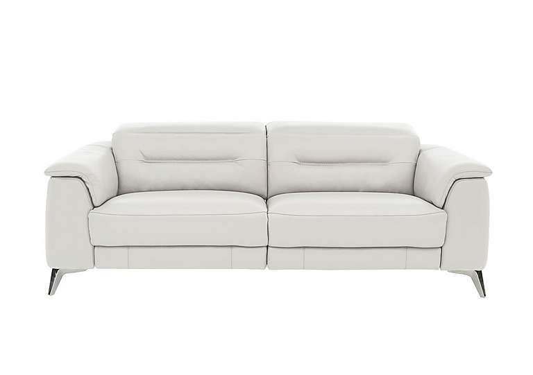 Sanza 3 Seater Recliner Leather Sofa  sc 1 st  Pinterest & Sanza 3 Seater Recliner Leather Sofa | Home furnishings ... islam-shia.org