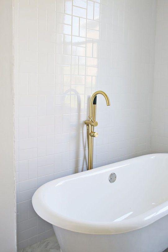 Plain White Tile
