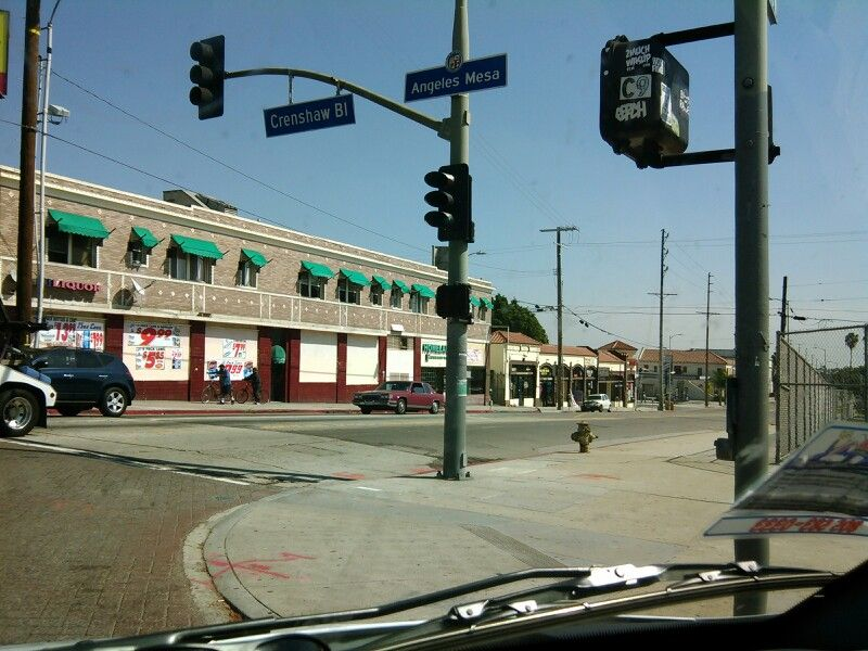 Crenshaw blvd streets of southern cali pinterest