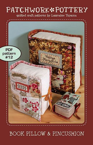 Quilted Book 5 Pdf Patterns And Pin Cushions