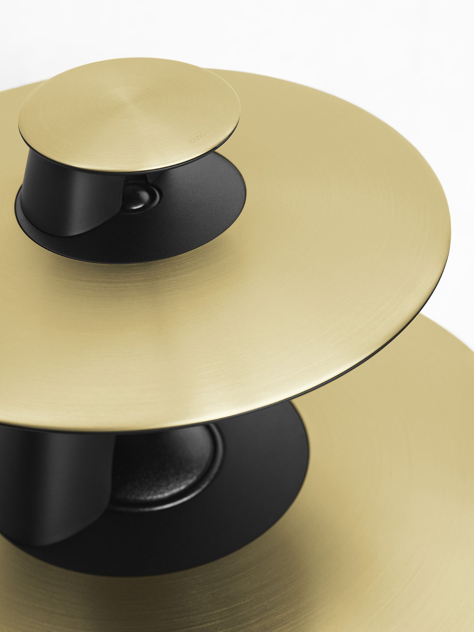 Bang amp olufsen table stand for beolab 7 4 - Discover The Newest Collection From Bang Olufsen The Cool Modern Collection In Brass Color Is Ideal For Bringing Warmth Into The Contemporary Home