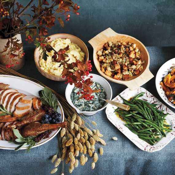 8 Ways To Make Your Thanksgiving Feast More Sustainable