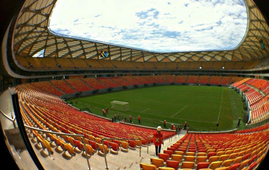 Arena Da Amazonia Manaus Fussballstadien Und Stadion