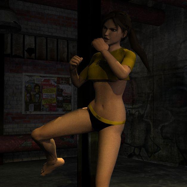 Tomb Rider Wallpaper: Lara Croft - Tomb Raider - Love