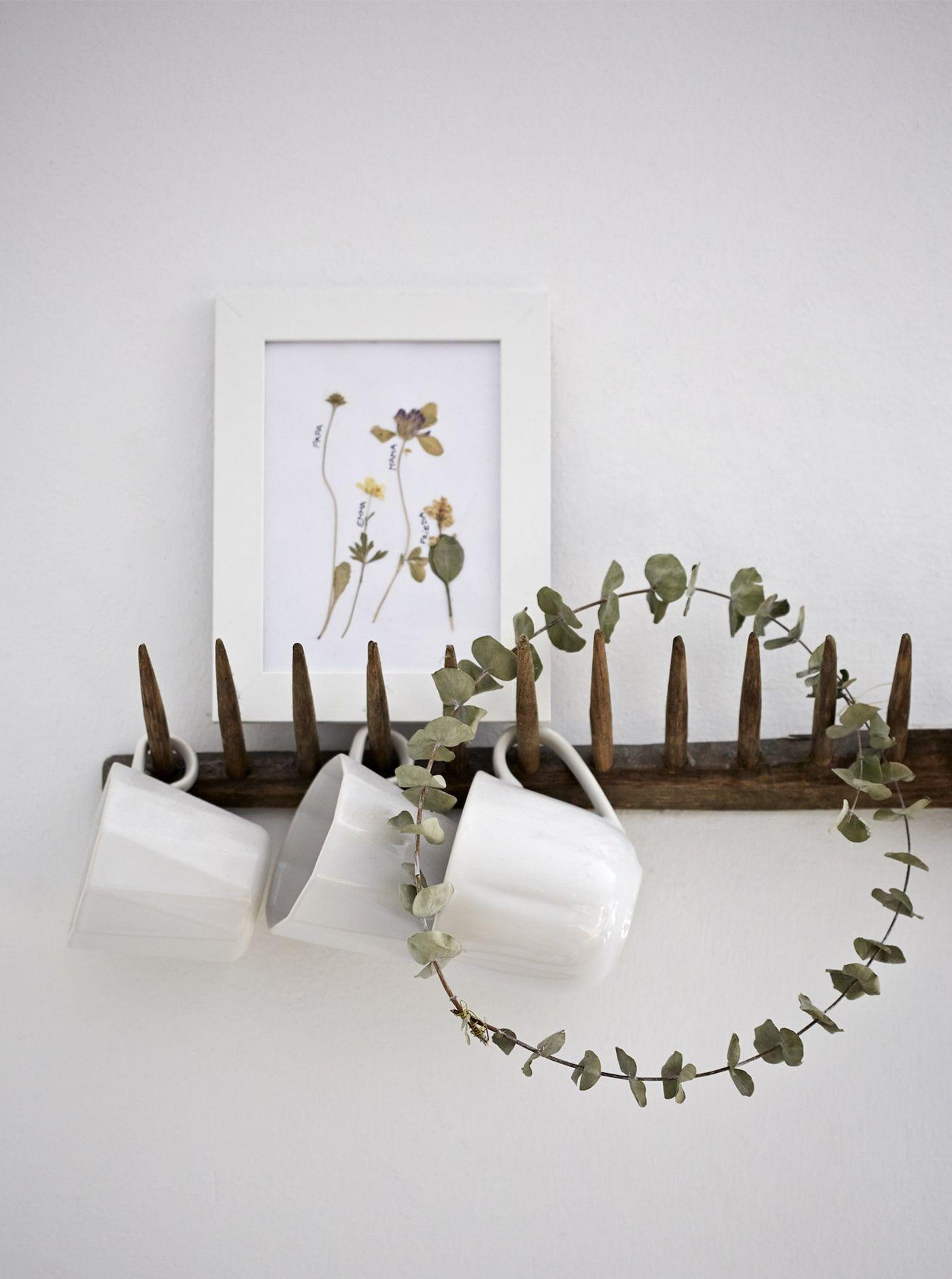 Dekorieren mit Eukalyptus  Dekorieren, Ideen dekorieren, Eukalyptus