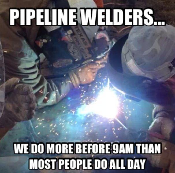 Welding Quotes Beauteous Pipeline Quotes Welding Pinterest