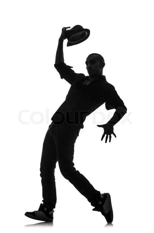 Male Jazz Dancers Male Jazz Dancer Silhouette Silhouette Of Male Dancer Arts Et Loisirs Creatifs Theme Musique Danseuse