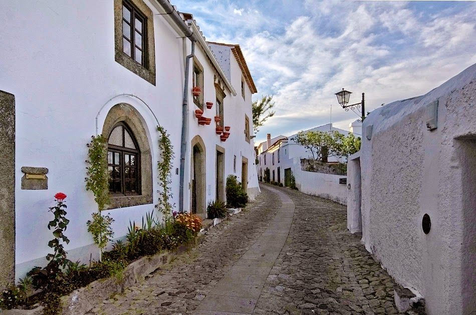 As 5 Vilas Mais Bonitas De Portugal Portugal Cidades Alentejo