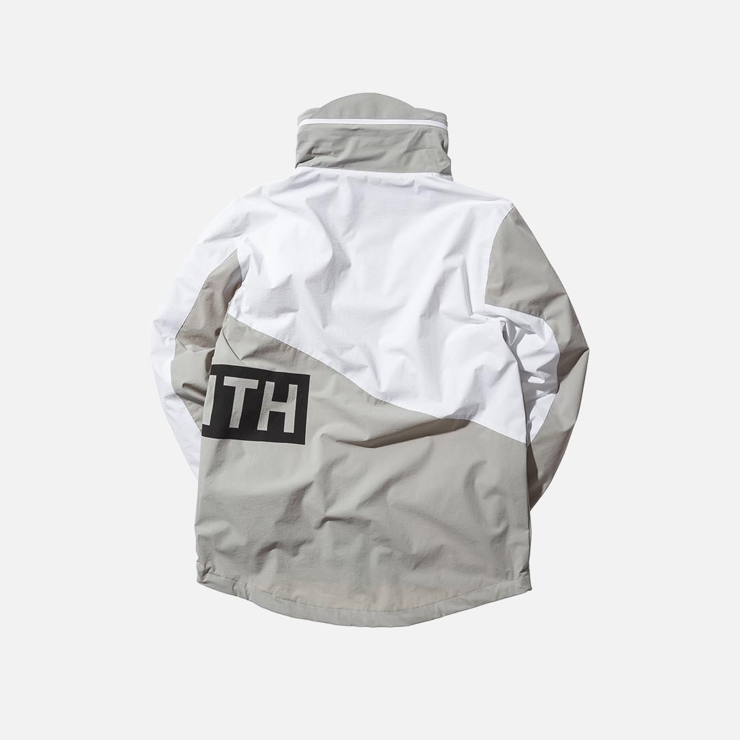 03d498bf97a0 Kith Madison II Jacket - White   Grey