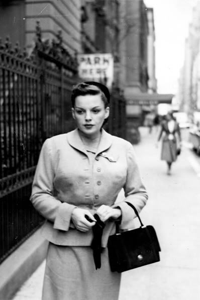 Image result for judy garland 1950s