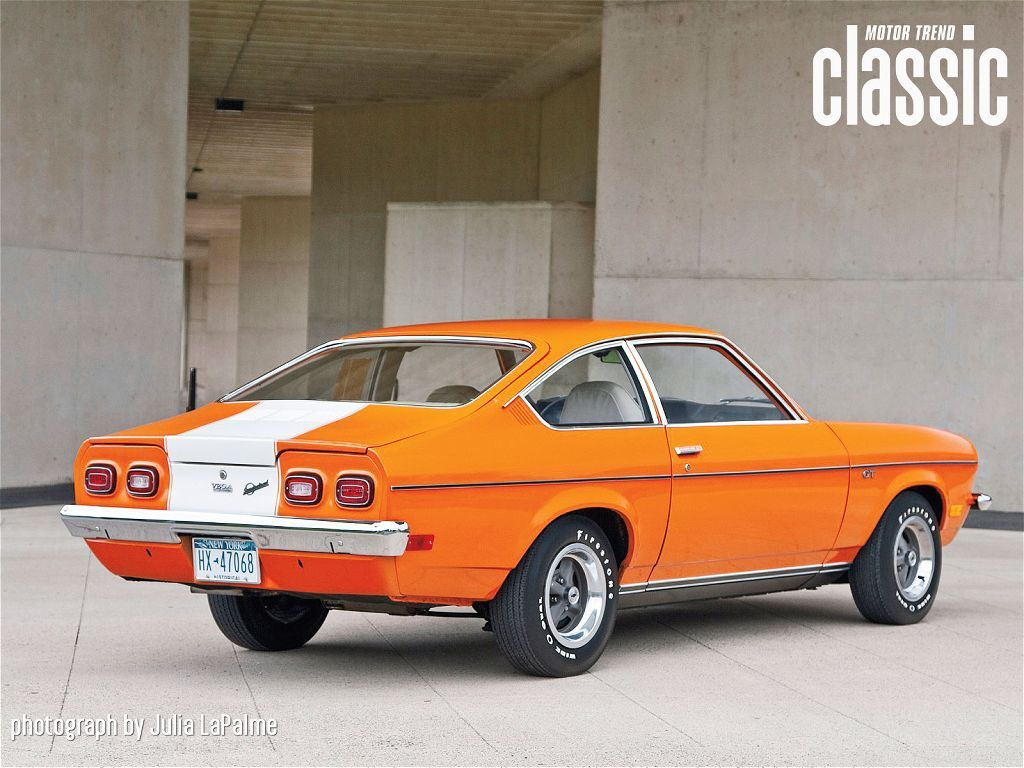1973 Chevy Vega My First Real Driveable Car Mine Was Brown With White Stripes Chevrolet Vega Chevrolet Amc Gremlin