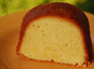 Yum! Mother Anderson's Lemon Pound Cake