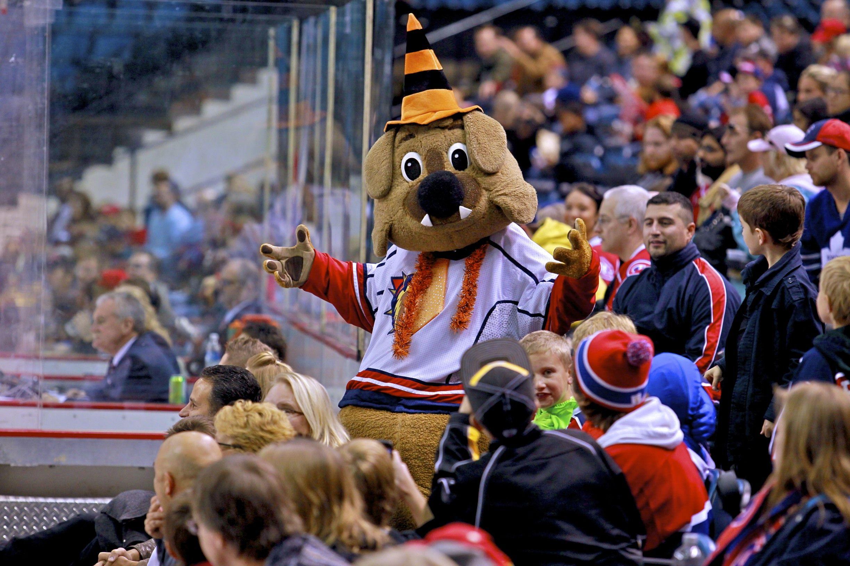 Bruisers spooky halloween costume last season spooky
