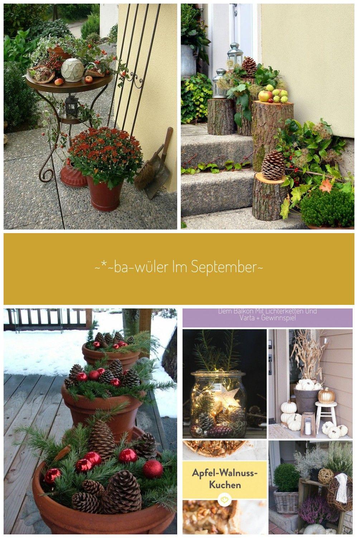 Mein Schöner Garten Herbstdeko
