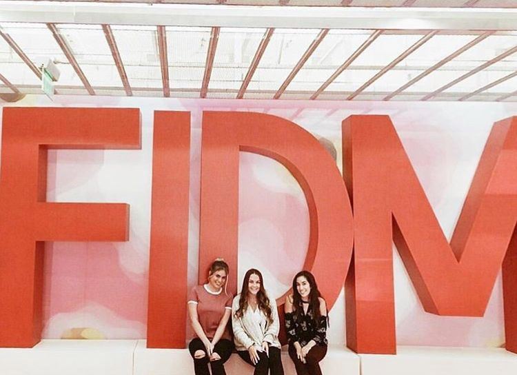 Pin By Fidm On Fidm Instagram Top Fashion Schools Design Fashion Merchandising