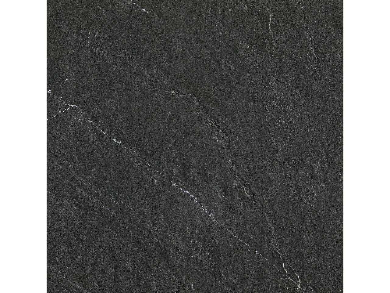 La Pietra Della Lavagna piastrella blackstone 60x60 gres effetto pietra lavagna nero