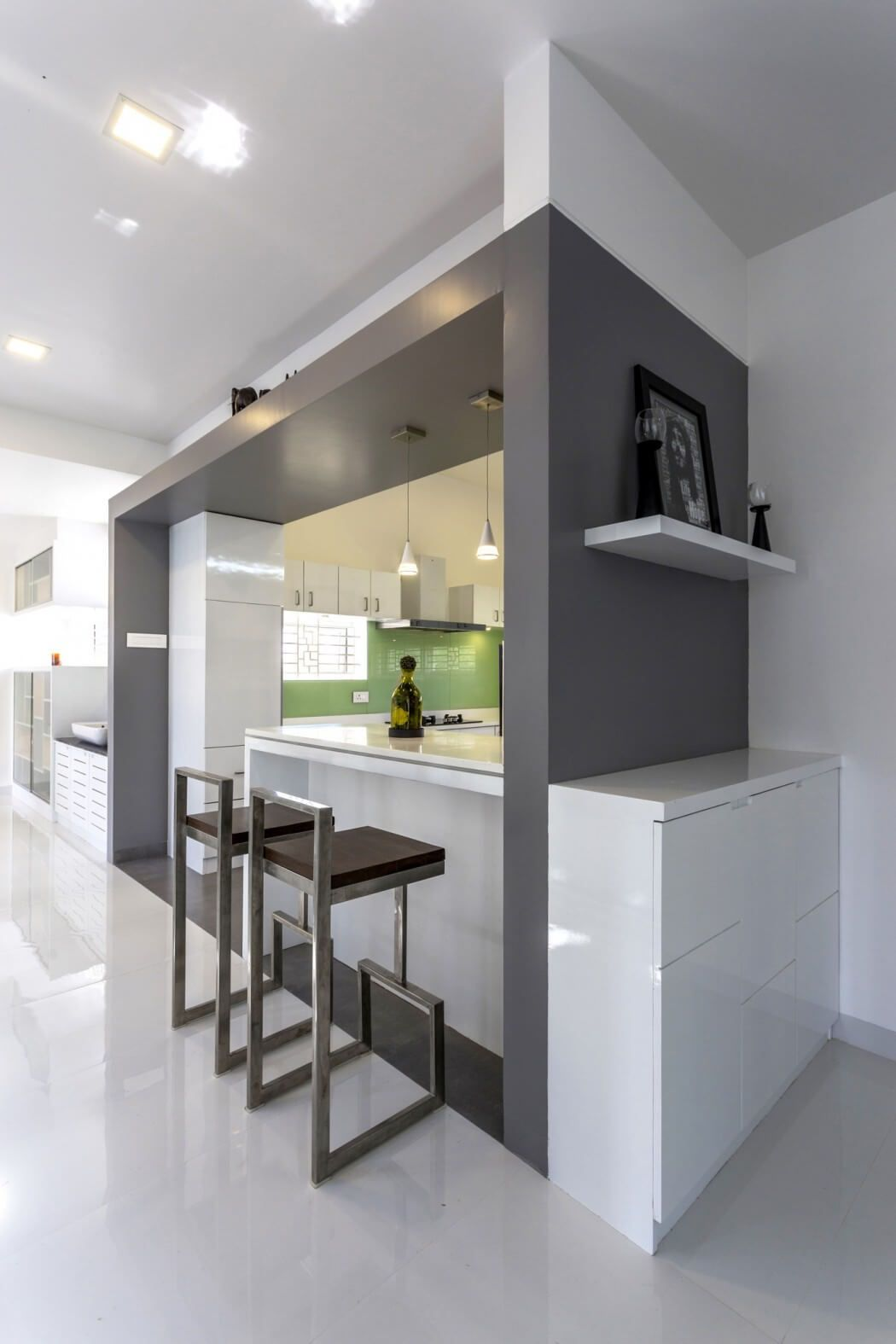 Narnia residence by jose anand kitchen room design modern home decor also winona house is  minimalist located in rh pinterest