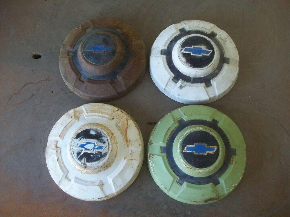 Ad Ebay Chevrolet C20 2500 Truck Hubcap Rim Wheel Cover Center