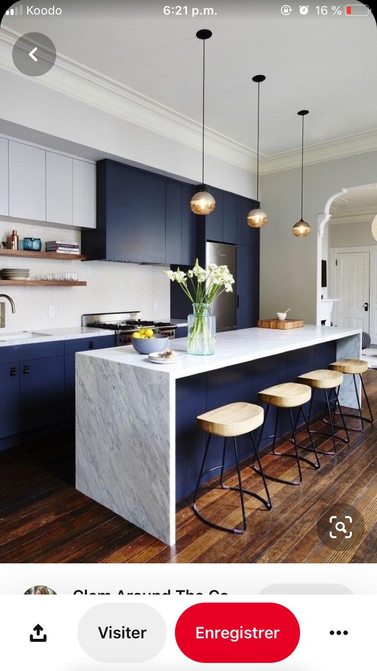 Pin By Heidi Leclerc On Cocinas De Casas Pequenas In 2020 Kitchen Decor Home Decor