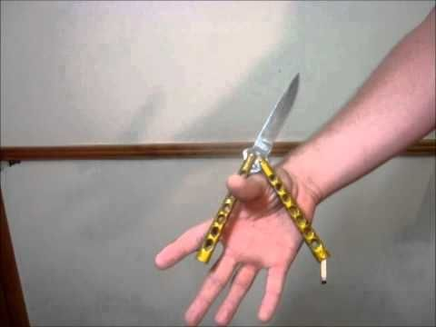 How To Throw A Knife With No Spin Combat Knife Throwing