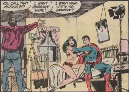 Супермен секса