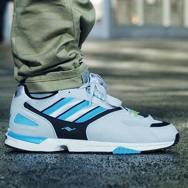 huge discount 3ea2c f5641 Select sizes of the ADIDAS CONSORTIUM ZX 4000 OG are still available... -