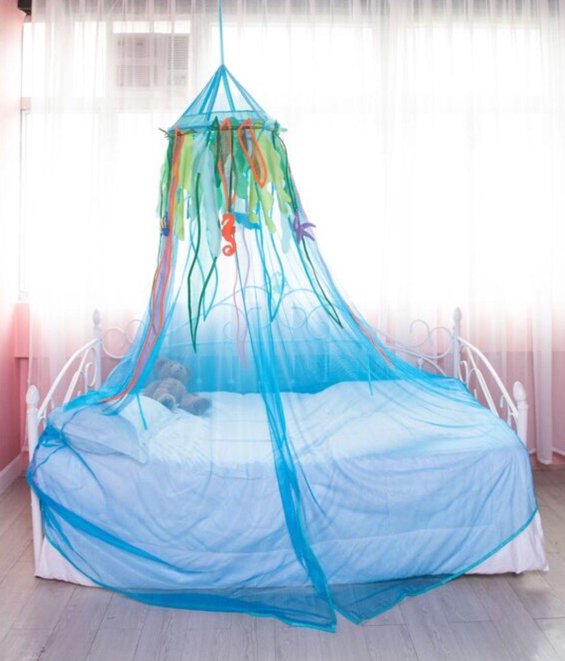 Undersea Hideaway Canopy, Bed Tent, Kids Bedding, Mosquito Net