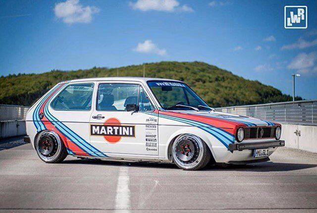 @mk1garage awesome #mk1golf on #ronalracing  #zeoriginals by zeoriginals https://t.co/JfYKeoiY3V