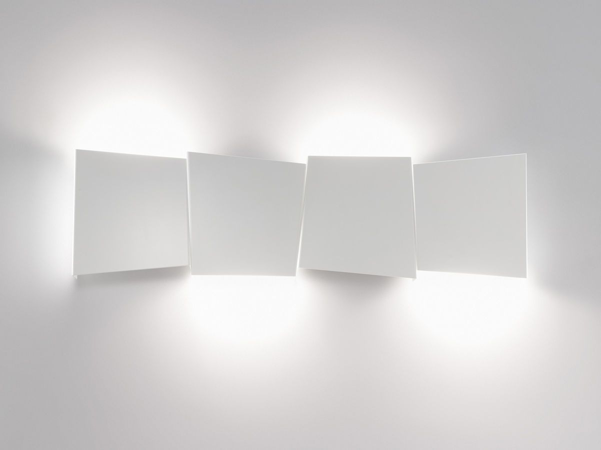 applique murale design (LED) Rythmos, linea Mind-led, design Serge ...