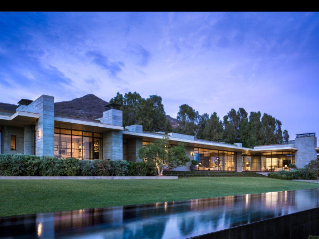 Kurt Rappaport Architectural Digest Architecture  House - Architectural digest modular home designs